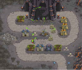 Kingdom Rush Victory