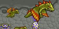 Saurian Quetzal