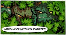 Comic GoblinTrees