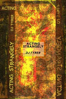 Acting Strangeley cover 2