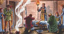 Kings death chaos