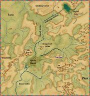 Dragon Pass Map