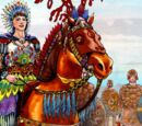 Horse-Spawn Monarch Parley