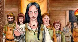 Chalana arroy priestesses