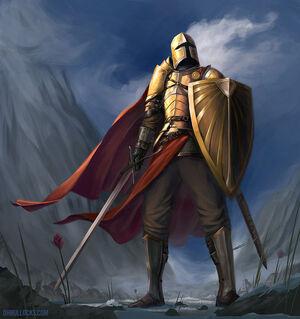 Katanovian Defender