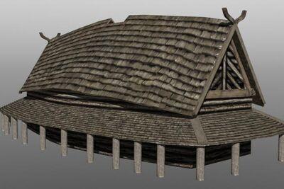 Njordsir Longhouse