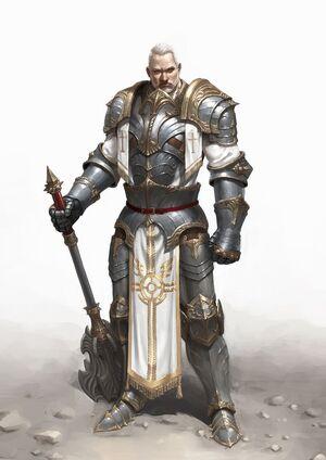 Templar Paladin