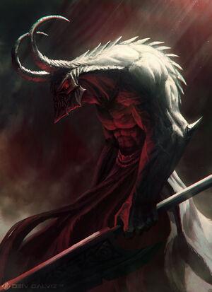 Demon naberius by deivcalviz-d5nb0zo