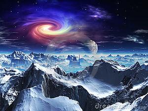 Futuristic-temple-valley-alien-ice-planet-17773562