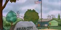 Arlen City Public Park