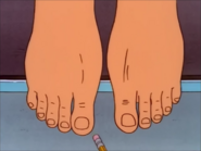 Peggy Hill's Toes