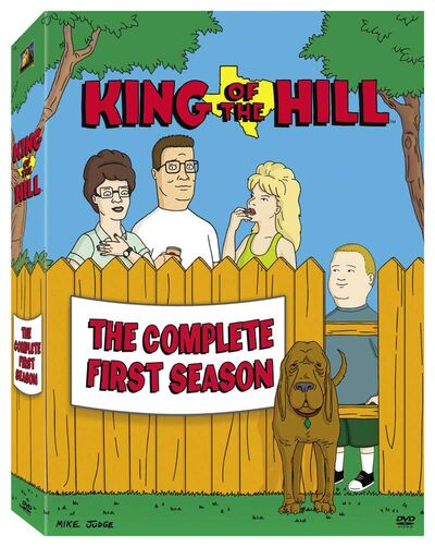 King of the hill season 1 01