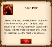 Souls Pack