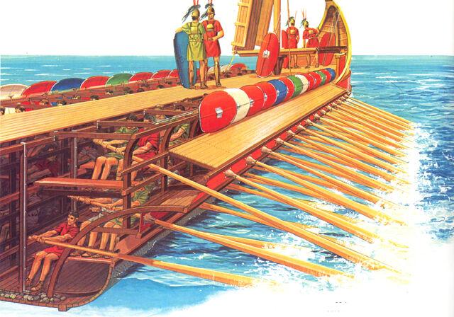 File:Quinquereme romaine naviguant.jpg