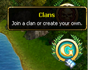 Clans World Map Icon