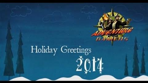 Adventure Gamers' FMV Christmas 2014- Season's Greetings