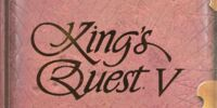 King's Quest V Manual
