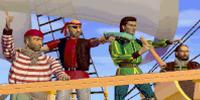 Crew of the Johannes Bey