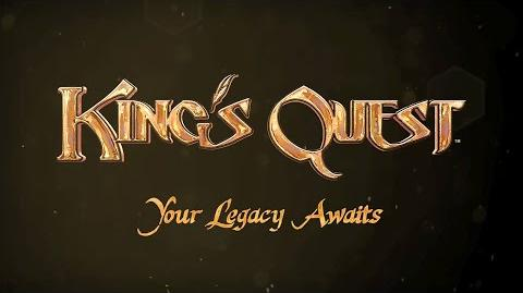 King's Quest Game Awards 2014 Reveal Trailer