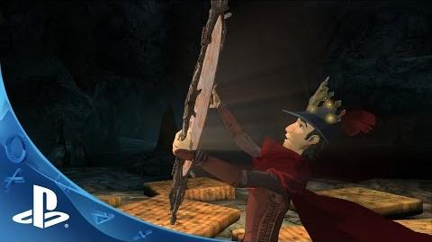 King's Quest - Chapter 1 A Knight to Remember Launch Trailer PS4, PS3