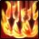 Skill archer firestorm