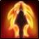 Skill archer flamearrow