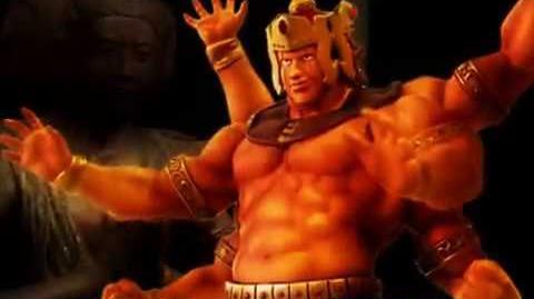 Kinnikuman - Ashuraman's Theme - Asura Hell (With subtitles)