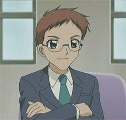 Chairman Muranishi