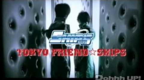 SHIPS- Tokyo friend SHIPS