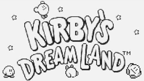 Mt. Dedede - Kirby's Dream Land