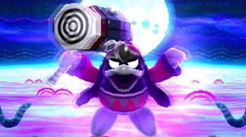 Kirby- Triple Deluxe 3DS - Shadow Dedede Boss Battle -HD-