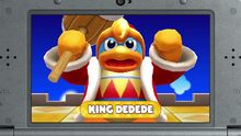 Dedede en Blowout