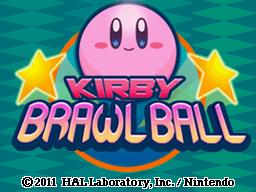 Kirby Brawlball (KMA)