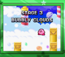 Bubbly Clouds