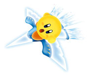 Kirby Amarillo en Kirby Air Ride