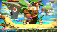 Kirby and the Rainbow Curse 5