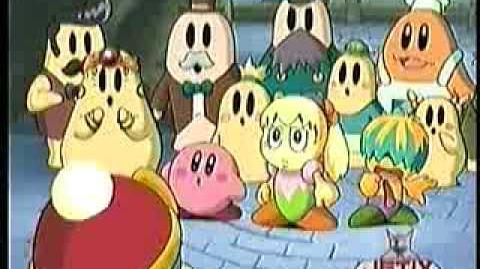 Kirby La Criatura Miedosa (1ª parte)