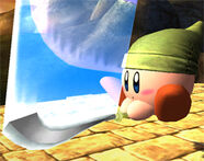 Link Kirby (SSBB)