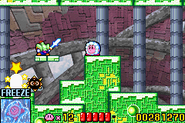 Kirby - Nightmare in Dream Land 01