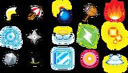 Iconos de Habilidades