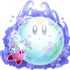 Artwork de Kirby <a href=