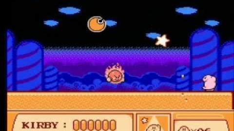 Kirby's Adventure - Mr. Shine & Mr