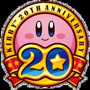 Kirby 20 aniversario
