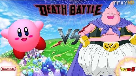 Kirby VS Majin Buu DEATH BATTLE! Subtitulado En Español Full HD TheFelipe XtremYoutub