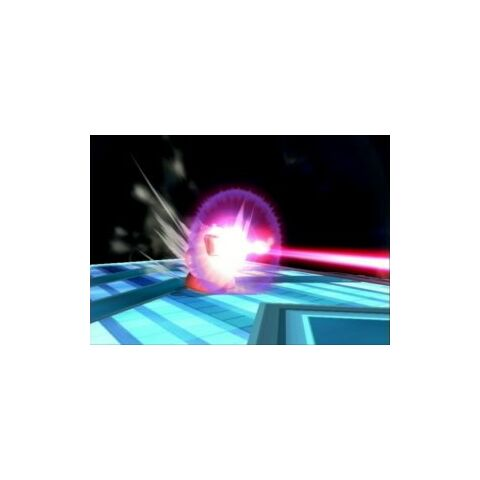 R.O.B. Kirby usando Láser Robo.