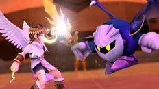 Meta Knight vs Pit