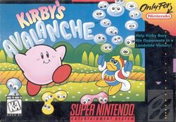 Kirby's Avalanche