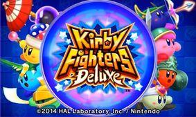 KirbyFightersDeluxe