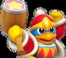 Kirby's Super Smash/King Dedede