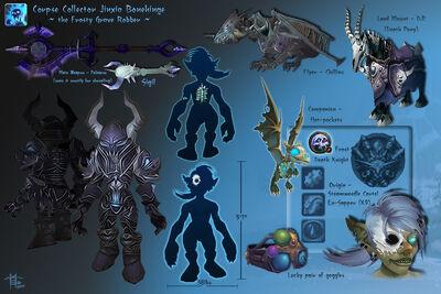 Jinxia - Character Sheet - complete